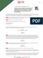 Decreto 10809-2015 - Blumenau - SC