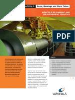 Wärtsilä Alignment and Measurement Services