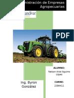 Libro Administracion de Empresas Agropecuarias