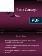 Basic Cocept