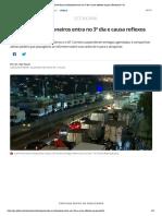 Greve dos caminhoneiros entra no 3º dia e causa reflexos no país _ Economia _ G1