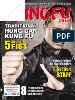 Kung Fu Tai Chi - 2018