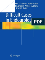 A.al-kandari - Difficult Cases in Endourology - 2013