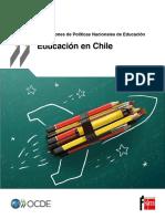Educacion en Chile, Revision Politicas Nacionales, 2017, OECD
