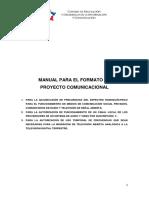 Manual Para Preparar Los Proyectos Comunicacionales