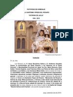 Programa Oficial Sma Virgen Del Rosario 2010