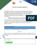 Fase 1 Trabajo Ecuaciones Diferenciales