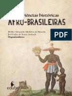 Experiencias Historicas Afro Brasileiras