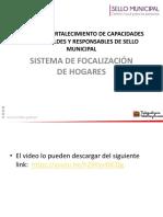 Formato de PPT para entidades públicas