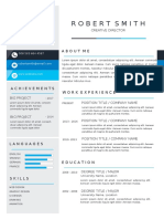 02 Resume Template