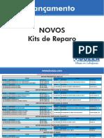 Bozza 'Novos Kits Reparo 2015'