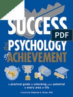 Psychology of Achievement