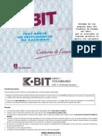 Resumen Guía Cuaderno KBIT
