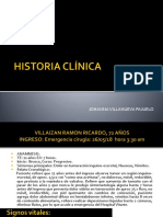 Historia Clínica Vvvvvvvvv