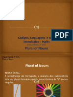 Plural of Nouns Special Cases
