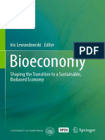 Iris Lewandowski (Eds.)- Bioeconomy_ Shaping the Transition to a Sustainable, Biobased Economy-Springer International Publishing (2018)