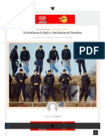 Www Romanianultras Net Schimbarea La Fata a Jandarmeriei Romane