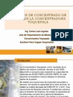 Filtracion de Concentrado de Cobre(14pag)