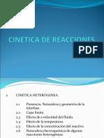 Cap 2 Cinética de Procesos