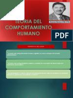teoria del comportamiento HUMANO.pptx