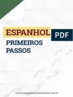 Espanhol Primeiros Passos