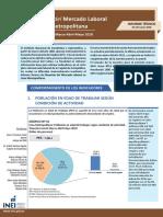 06 Informe Tecnico n06 Mercado Laboral Mar Abr May2018