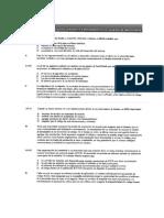 Preguntas y Respuestas de Auditoría de SI