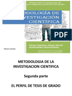 Metodologia de La Investigacion Cientifica 2da Parte