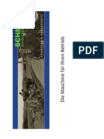 Schmitz Pferdezugtechnik Flyer