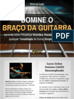 eBook Domine o Braço Da Guitarra Fixed