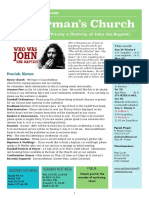 st germans newsletter - 24 june 2018