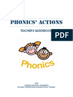 Phonics Actions GUIDEBOOK