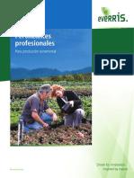 Fertilizantes profesionales