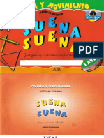Suena Suena - Musica y Movimiento Para 3 Años