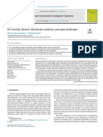 IoT security Review, blockchain solutions, and open challenges.pdf