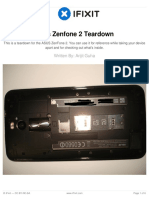Asus Zenfone 2 Teardown