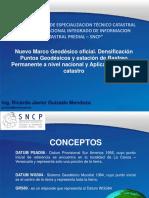 4-Nuevo Marco Geodésico SNCP