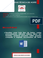 Valenzuela Jefferson Citel Tics Caracteristicas de Word,Powerpoint y Excel