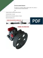 Fallas comunes de la dirección asistida hidráulica.docx