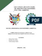 Diseño Practicas PTAP Primera Parte