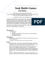 Sand Hook Battle Games