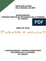 Cerdos-Bioseguridad Y Bpm