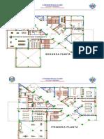 Planos de La Facultad de Ingenieria Upla