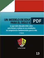 Modelo de Educacion Para Siglo XXI