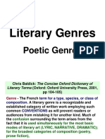 06 Literary Genres Poetry