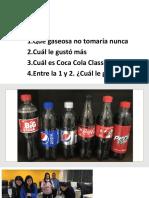 Prueba Ciega Gaseosas 2018.05.26