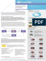SyncFab MFG One Pager