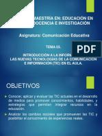 Comunicación Educativa 03.ppt