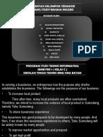 Tugas Kelompok 6 Ppt e Commerce Business 2003