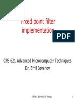 Msp430 Filter